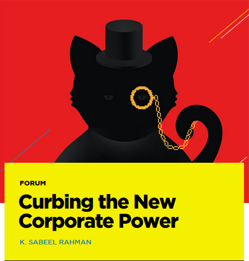 Boston Review: Curbing the New Corporate Power