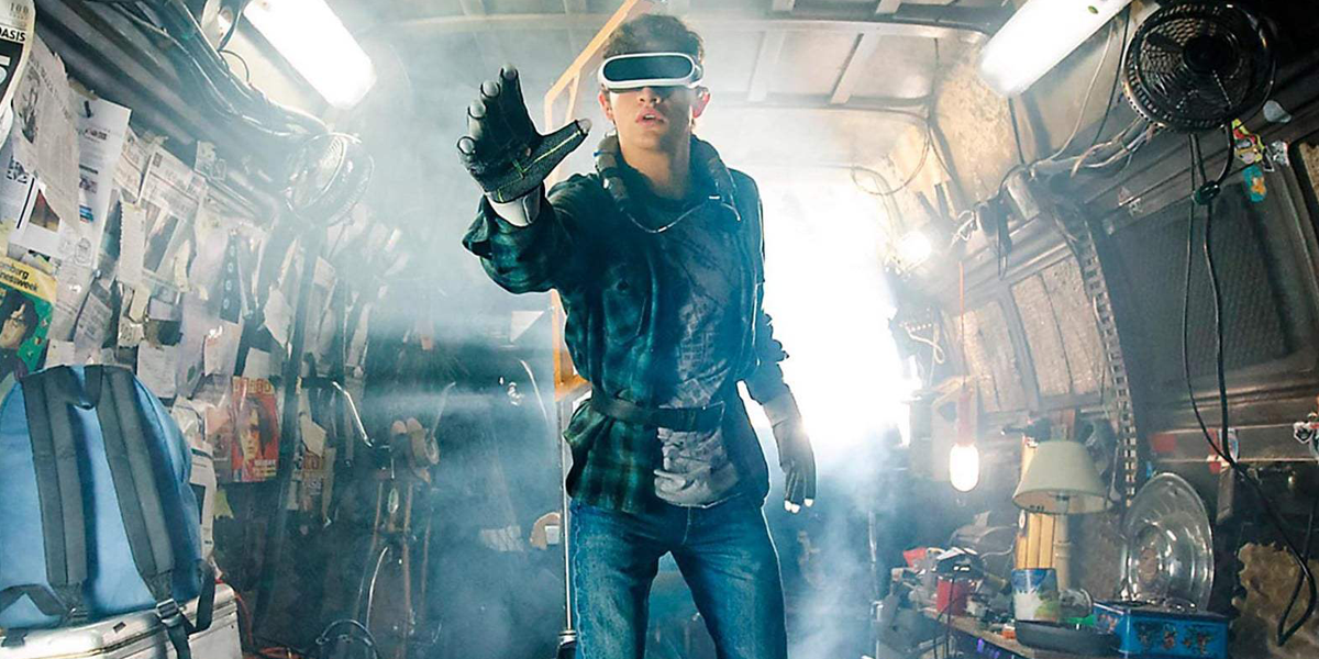 Scene from Ready Player One