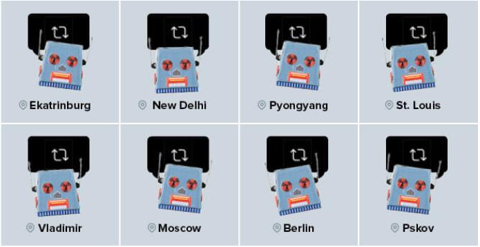 Media Warn of 'Russian Bots'—Despite Primary Source's