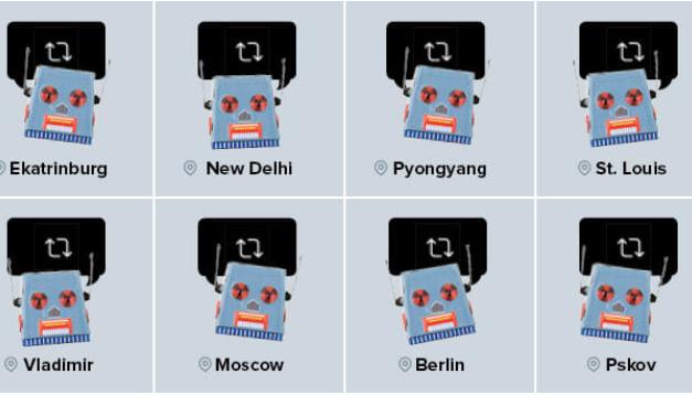 Media Warn of 'Russian Bots'—Despite Primary Source's Disavowal