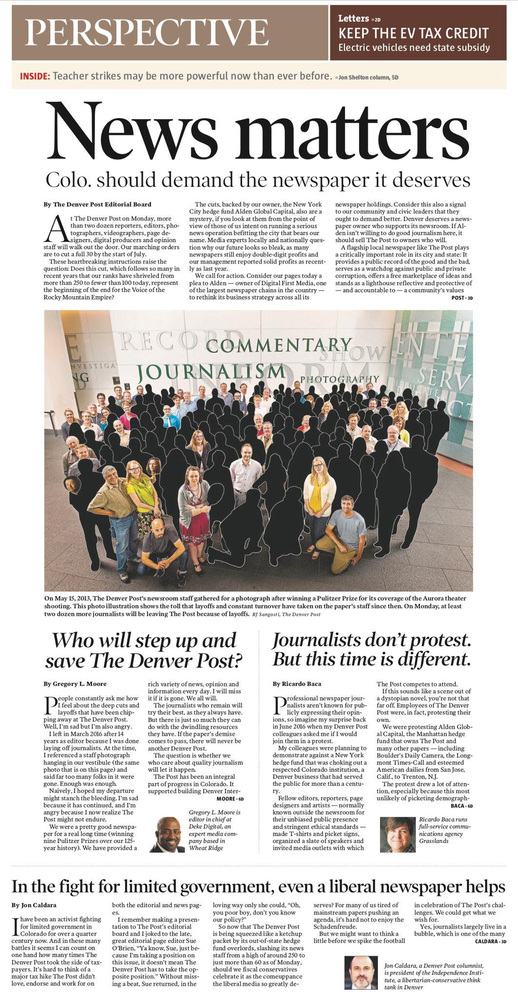 Denver Post: News Matters