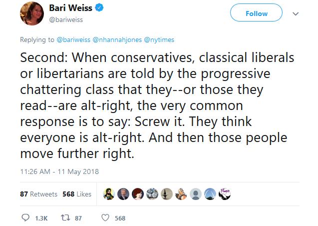 Twitter: Bari Weiss