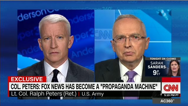 Cnn Fox News Has Become A Propaganda Machine