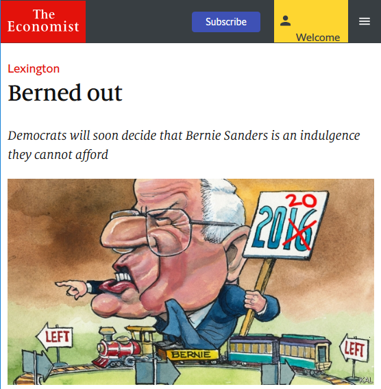 Economist: Berned Out