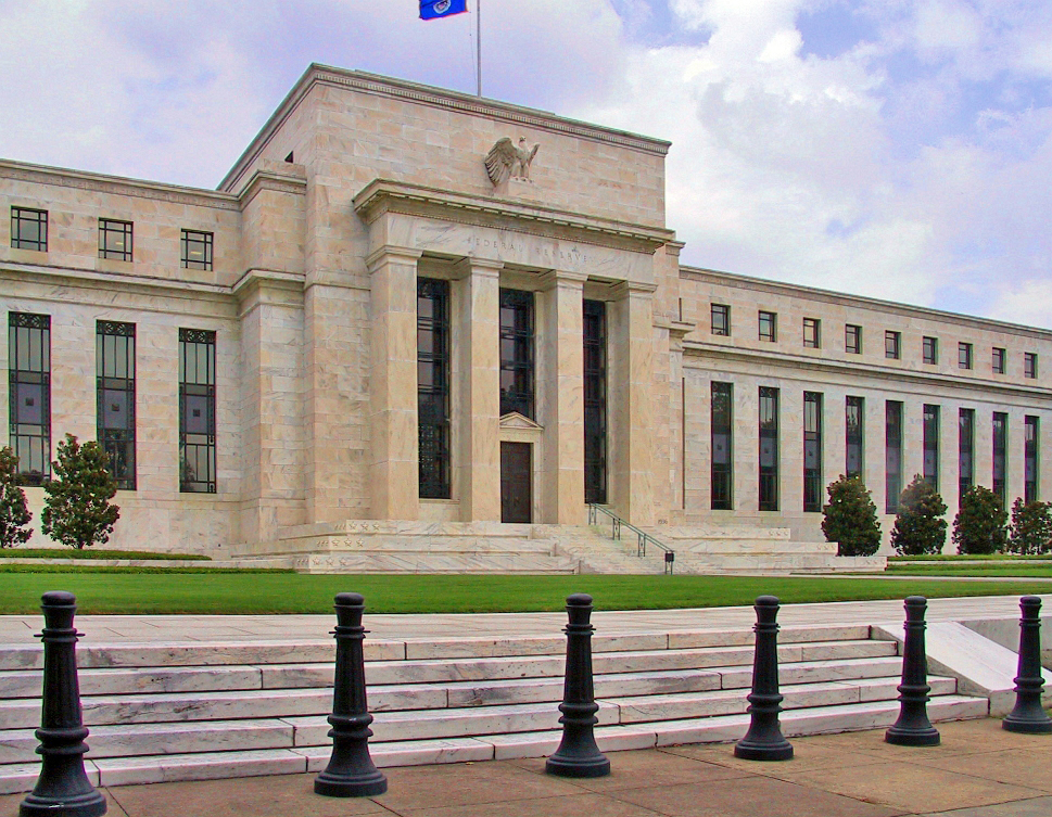 Federal Reserve Building (cc photo: Dan Smith/Wikimedia)
