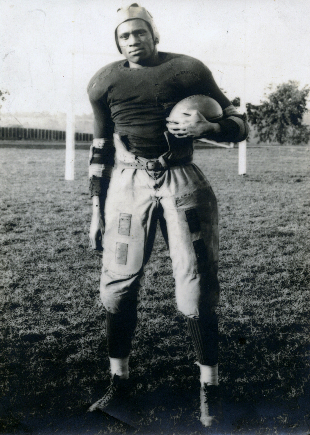 Paul Robeson, football player