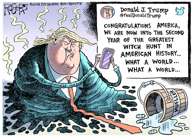 Rob Rogers: Melting
