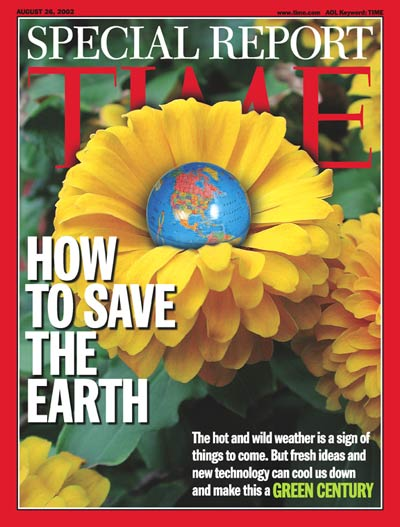 Time: How to Save the Earth