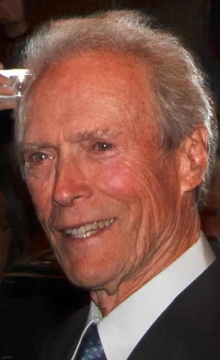 Clint Eastwood (cc photo: Gordon Correll)