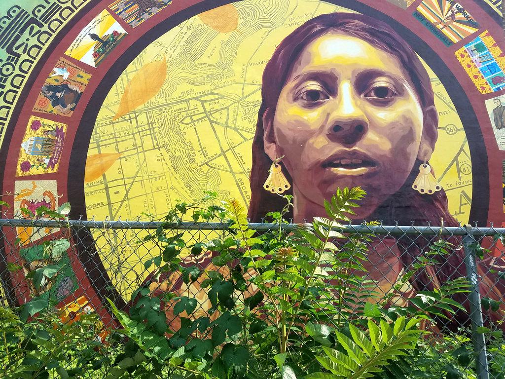 Philadelphia street mural (cc photo: Rashaad Jorden)