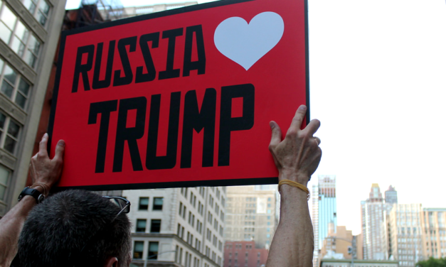 The Utility of the RussiaGate Conspiracy