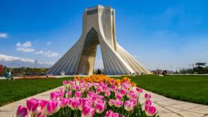 Azadi Tower, Tehran (cc photo: Gilbert Sopakuwa)