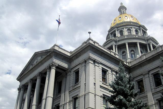 Colorado State Capitol (cc photo: Wally Gobetz)