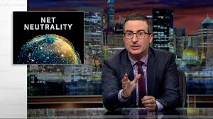 John Oliver on Last Week Tonight: Net Neutrality