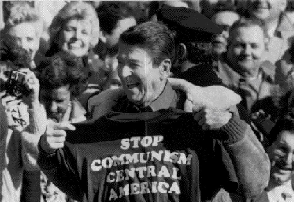 Ronald Reagan: Stop Communism Central America