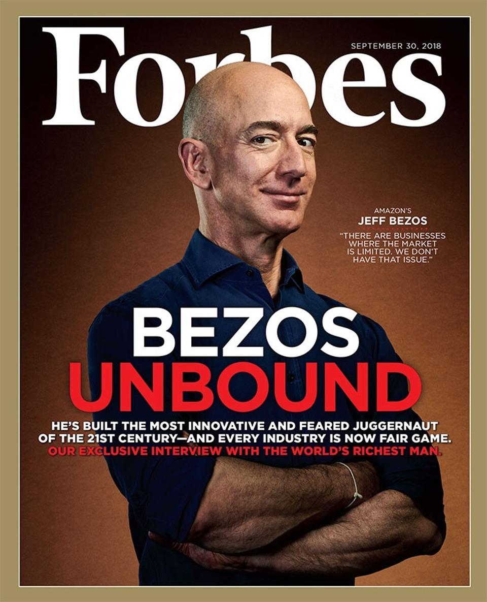 Forbes: Bezos Unbound