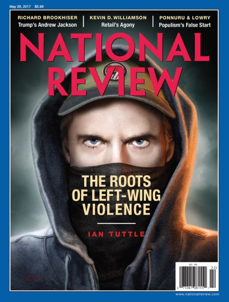 National Review: The Roots of Left-Wing Violence