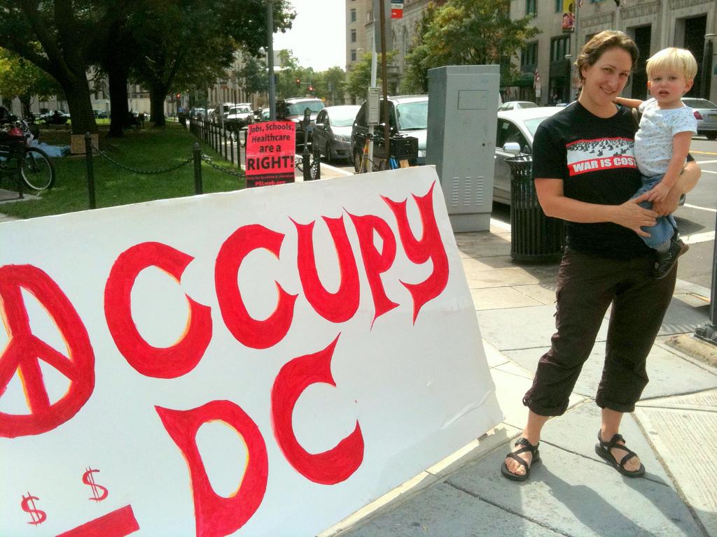 Occupy DC (cc photo: Neil Watkins)