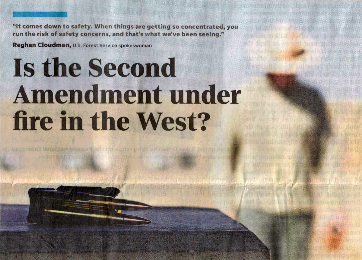 USA Today: Is the Second Amendment Under Fire in the West?