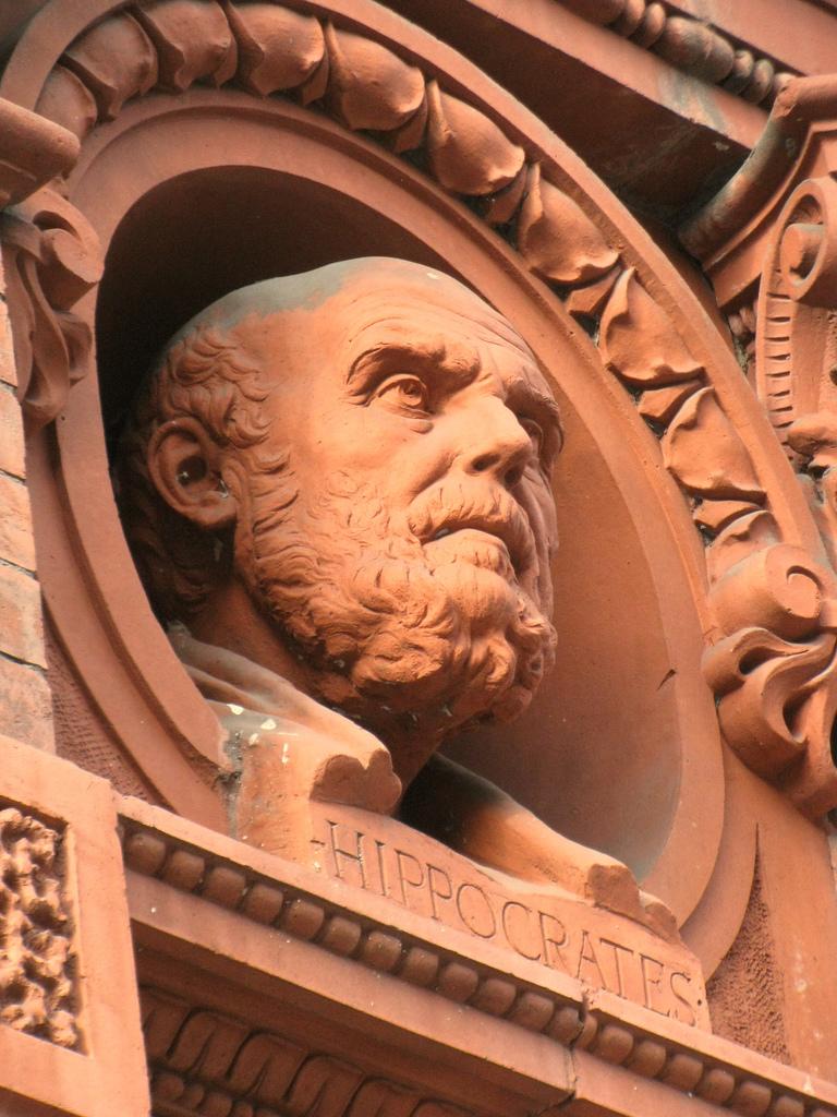 Hippocrates (cc photo: Jim Naureckas)