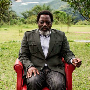 New York Times depiction of Joseph Kabila (photo: John Wessels/Agence France-Presse)