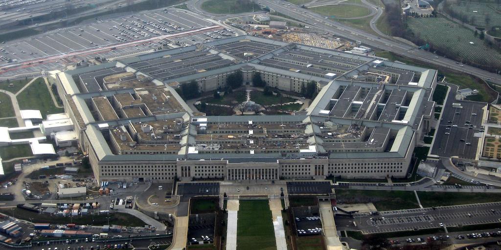 Pentagon building (cc photo: David B. Gleason)