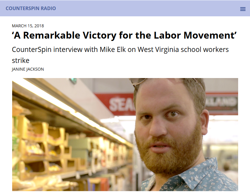 CounterSpin: 'A Remarkable Victory for the Labor Movement'