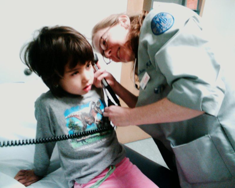 Ear Examination (cc photo: Jim Naureckas)