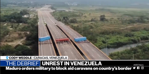 ABC: Unrest in Venezuela