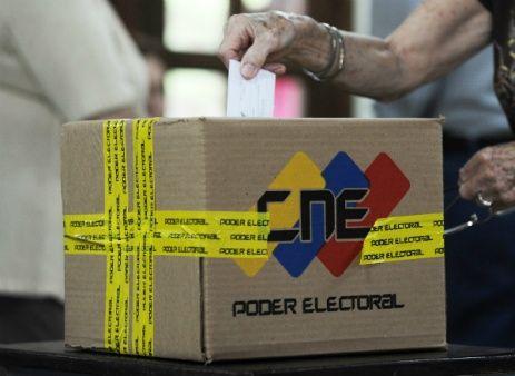 Venezuelan voting