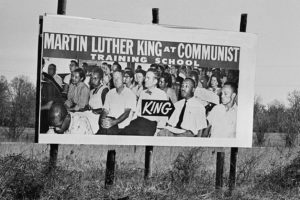 Martin Luther King at Communist Training School