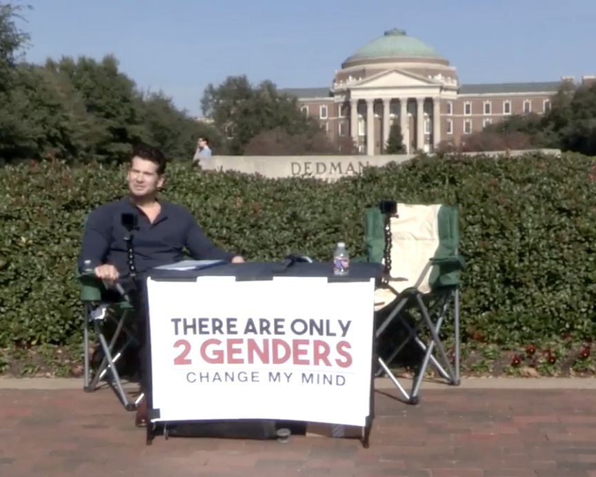 Steven Crowder: There Are Only 2 Genders