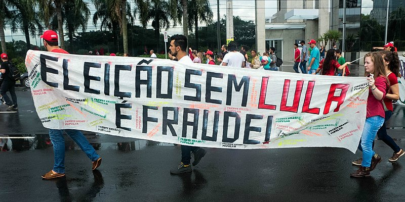 Brian Mier on Brazilian Political Scandal
