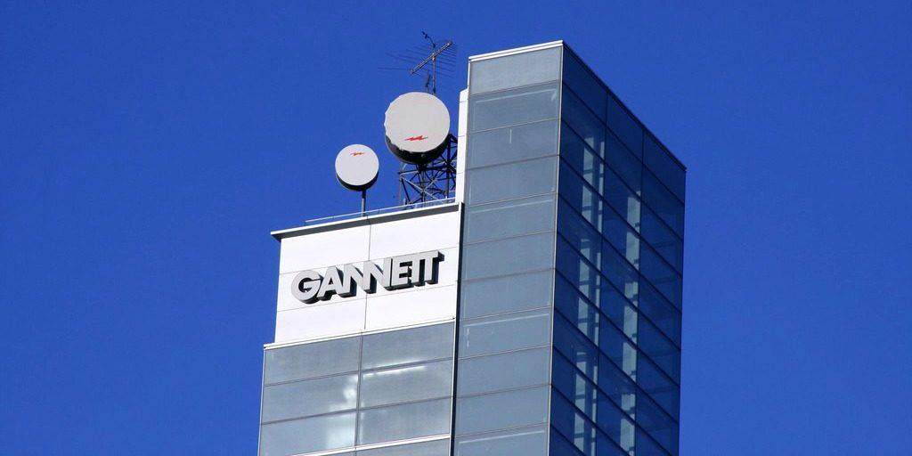 Gannett Building (cc photo: Shashi Bellamkonda)