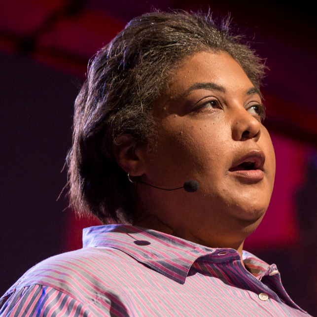 Roxane Gay (cc photo: Marla Aufmuth/TED)