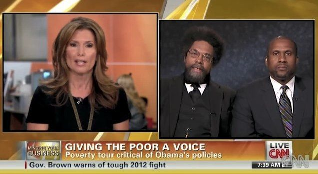 CNN: Giving the Poor a Voice