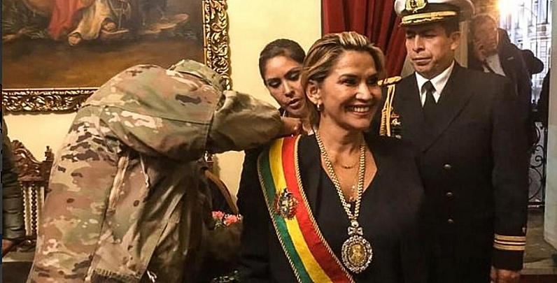 Western Media Whitewash Bolivia's Far-Right Coup
