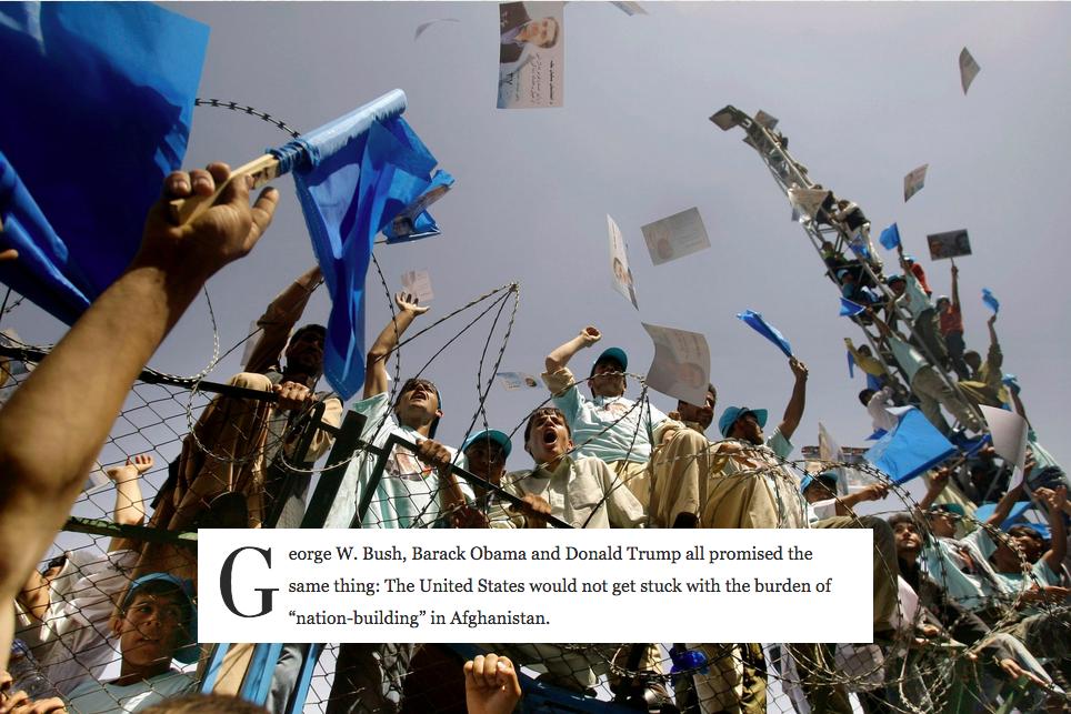 Washington Post: Afghanistan Papers