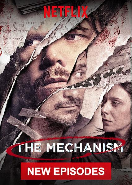 Netflix: The Mechanism