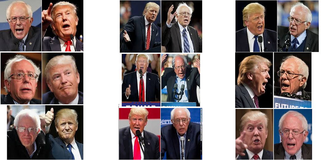 Corporate Media Equate Sanders to Trump—Because for Them, Sanders Is the Bigger Threat