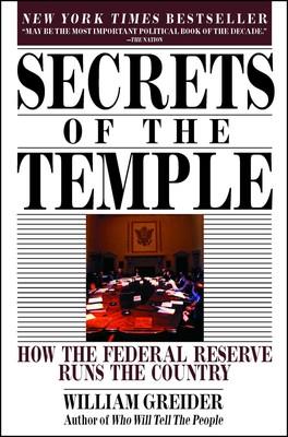 William Greider: Secrets of the Temple