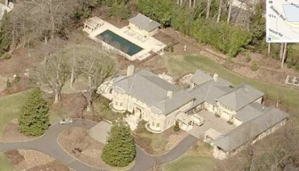Thomas Friedman's house