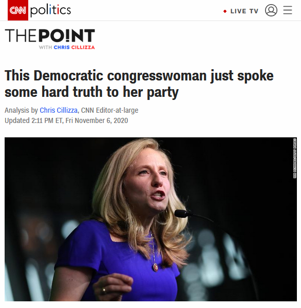 CNN: This Democratic congresswoman just spoke some hard truth to her party