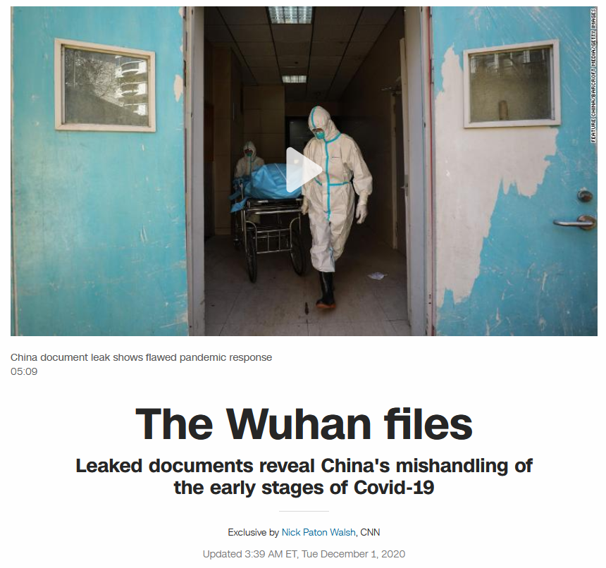 CNN Wuhan Files