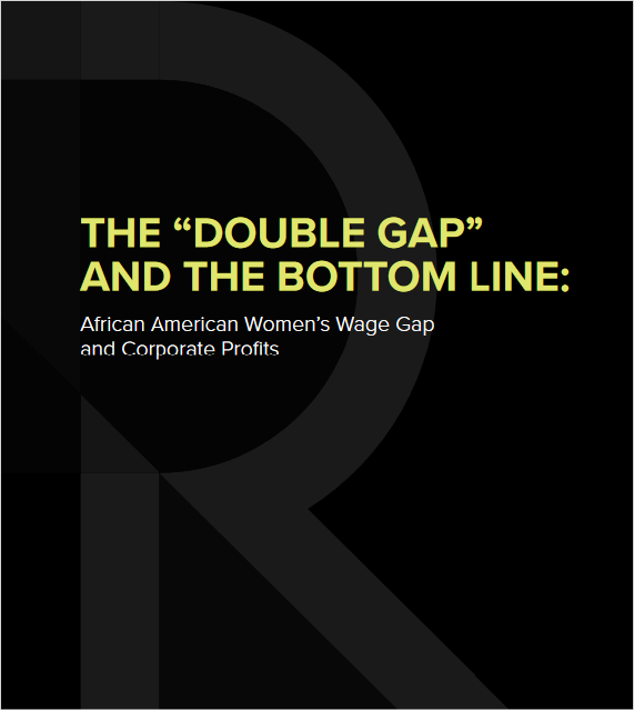 Roosevelt Institute: The 'Double Gap' and the Bottom Line