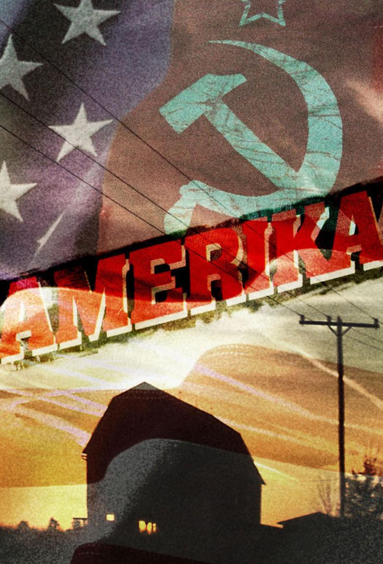Amerika DVD Cover