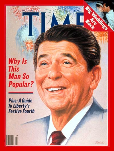 Time: Why Is This Man So Popular?