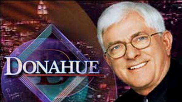 Phil Donahue on MSNBC
