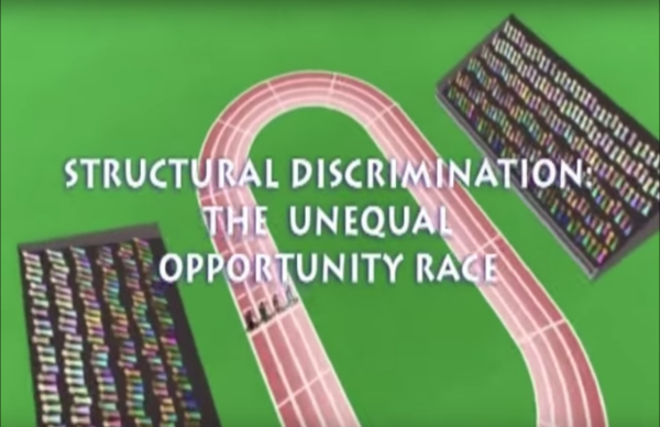 Structural Discrimination: The Unequal Opportunity Race