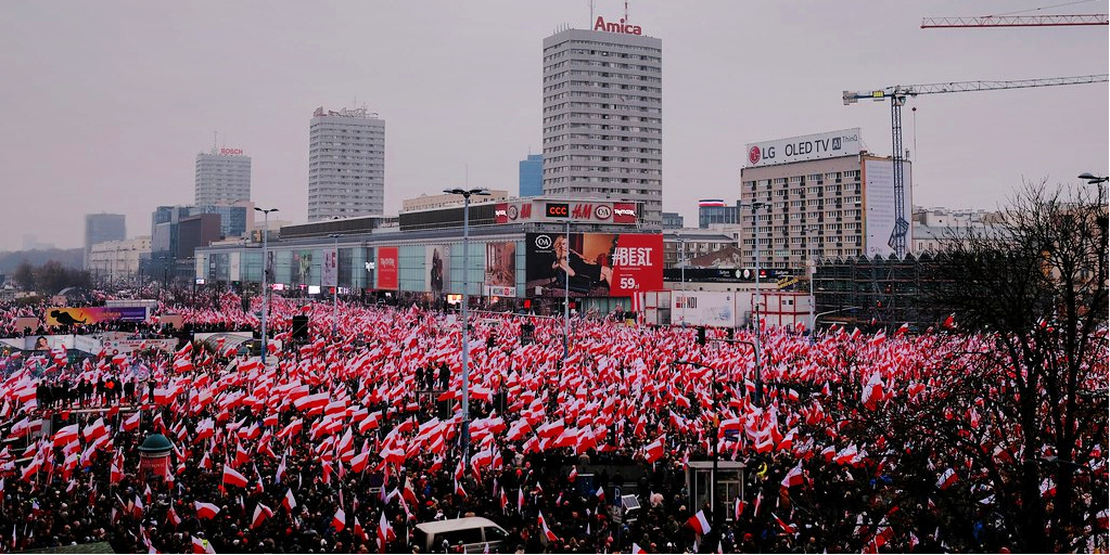 Poland's March of Independence 2018